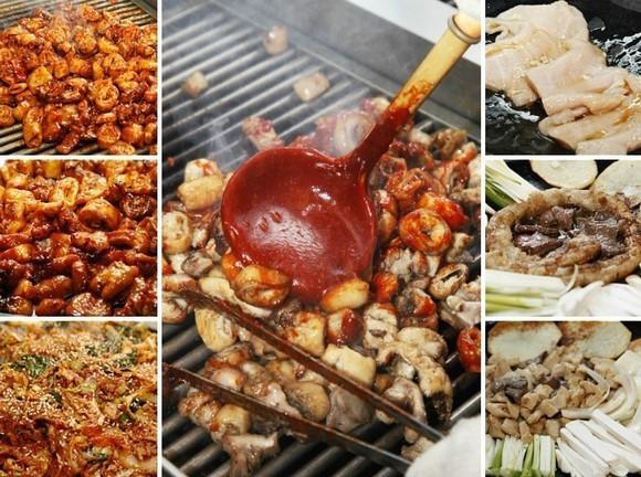 韩国美食视频图片
