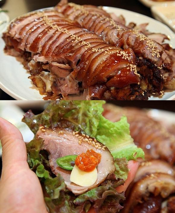 韩国美食做法图片