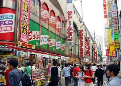【東京】2018 東京購物攻略(東京主要商業街/藥妝店/特色街道/動漫、玩具、電器街) 17