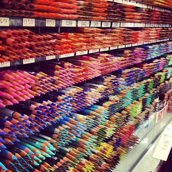 日本有哪些不錯的文具店?(伊東屋/LOFT/如竹堂) 18