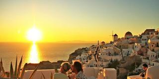 希腊圣托里尼(Santorini)旅游攻略(圣托里尼简介,交通,景点,美食)