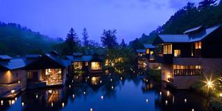 10大顶级温泉酒店