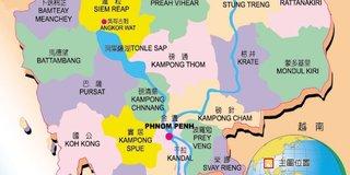1分钟了解柬埔寨(包含柬埔寨简介,消费水平,最佳旅游时间,旅行节日,邮局)