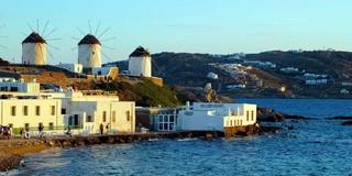 希腊米克诺斯岛(Mykonos)旅游攻略(米科诺斯岛简介,交通,景点,美食)