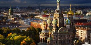 圣彼得堡旅行攻略