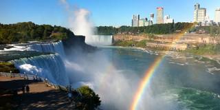 尼亚加拉瀑布城 Niagara falls 交通攻略(如何到达尼亚加拉瀑布城)