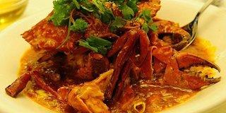 新加坡本地美食推荐(咖喱鱼头,叻沙,鸡饭,椰浆饭,辣椒螃蟹)