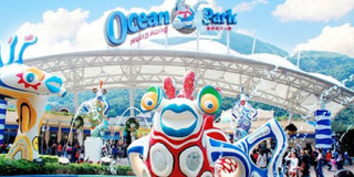香港海洋公园攻略