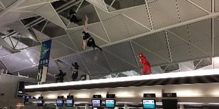 中部国际机场攻略