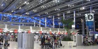 曼谷素万那普机场BKK攻略