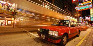香港出租车攻略