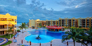 墨西哥海滩度假酒店