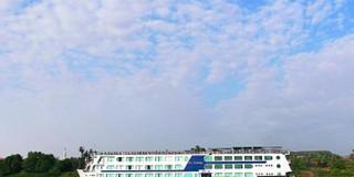 埃及特色船屋酒店推荐