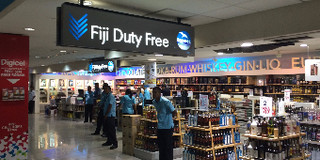 斐济免税店购买攻略