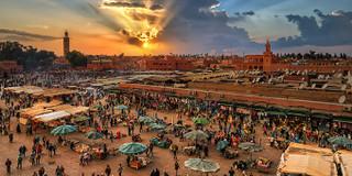 摩洛哥热门景点