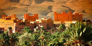 摩洛哥旅游骗局