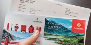 瑞士通票Swiss pass