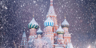 俄罗斯热门景点TOP10
