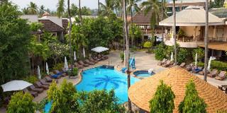 普吉芭东海滩值得住的经济酒店推荐