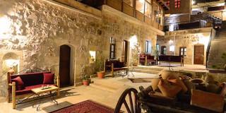 土耳其特色洞穴酒店