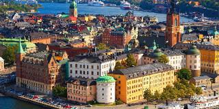 瑞典行程安排