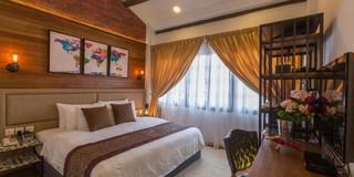番友住过的马来西亚酒店