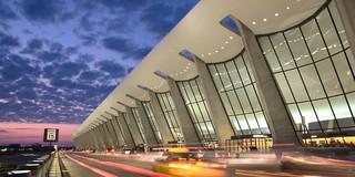 华盛顿机场攻略